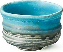Yamakiikai Bol à thé japonais en céramique