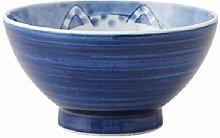 Yamani Pottery Bol japonais Mino Yaki en
