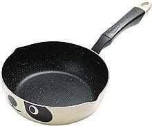 YANRUI Wok Poêle à frire et poêle à frire de