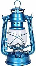 YAOQI Lampe à huile au kérosène, lanterne à
