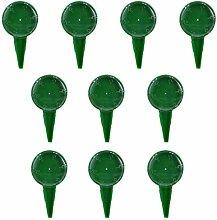 Yardwe 10 Pièces Portable Semences Distributeur