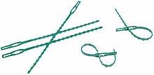 Yardwe 100 Pièces Réglable Jardin Twist Cravates