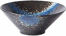 YARNOW Bol à Ramen Japonais en Céramique Bol de
