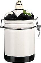 YARNOW Pot De Stockage des Aliments Récipient