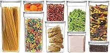 Ydoro | Boîtes de conservation alimentaires Lot