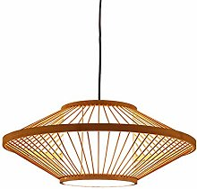 Ye Wang Bambou Pendentif lumière Lampe Suspension