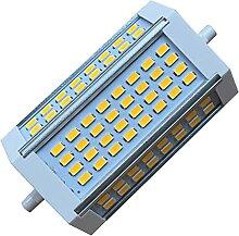 YEHEI Ampoule LED R7S, 30W, 118Mm, 3000Lm, Ampoule