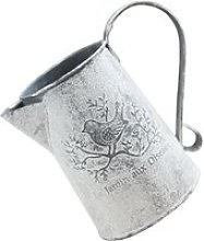 YepYes Arrosoir Décoration Fer Vase Arrosoir Pot