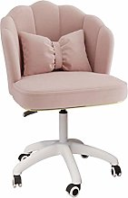 YERT Chaise de Bureau Confortable, Fleur de Lotus