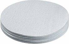 YeVhear 20 pièces 7 pouces oxyde d'aluminium