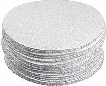YeVhear 50 pièces 6 pouces oxyde d'aluminium
