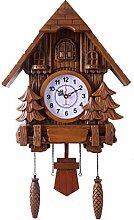 Yfainioo Horloge à Coucou, décor Mural