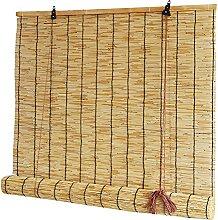 YHBZ Store Enrouleur Bambou,Rideau de Roseau