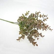YHWW Fleur Artificielle,37 cm Faux Feuilles