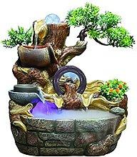YI0877CHANG Fontaine d'intérieur Decor de