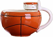 YIFEID Tasse Dessin Animé Basketball Football