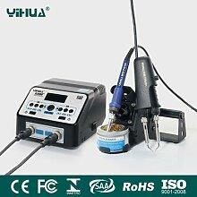 YIHUA 938BD + SMD pince à souder réparation