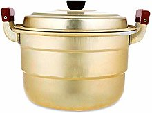 YILIAN Chaudières double vapeur marmite à soupe
