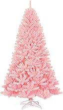 YIQQWS Arbre de Noël Rose Artificiel avec