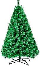 YIQQWS Sapin de Noël Sapin de Noël Pliable pour