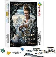 YITUOMO Puzzle Adulte de 300 pièces La Belle et