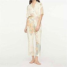 YIWU European American Style Courte Pajamas Carte
