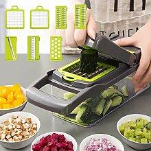 YiXing Coupe-légumes multifonction - Gadget de
