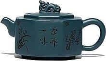 Yixing Teapot Tea Pot Ensemble de thé en argile