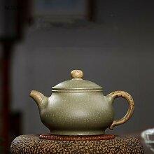 Yixing – théière classique en argile violette,