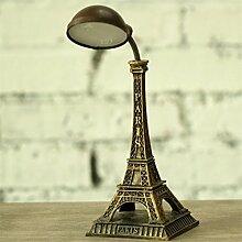 YL-Light Creative Paris Tour Eiffel Lampe De Table