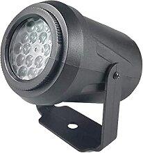 YLFC Lumière De Projecteur LED De Noël, Lampe De