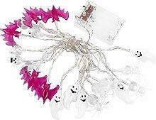 YLHXYPP Guirlande lumineuse LED colorée pour