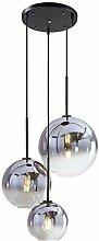 YMBLS Lustre , Porte-Ampoule En Verre E27 Design
