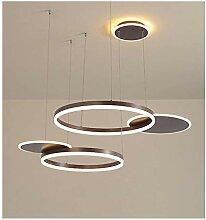 YMBLS Lustre, Lampe Créative D'Anneau de