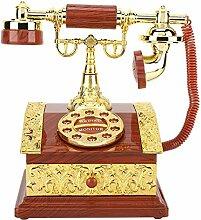 Ymiko Accessoire de téléphone Antique, rétro