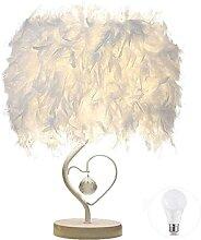 YMLSD Lampes de Table, Cadeau de Saint Valentin