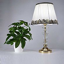 YMLSD Lampes de Table En Cristal Modernes Lampe de