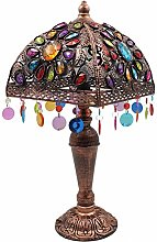 YMLSD Lampes de Table, Rétro Fer Art Lampe de