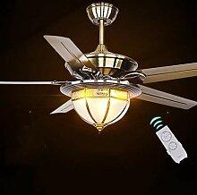 YMLSD Lustres, Lumières de Ventilateur Antiques