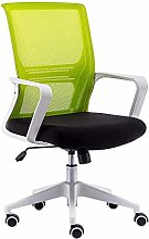 YNWUJIN Fauteuil Pivotant Chair de Bureau,
