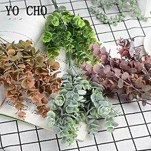 YO CHO – plante artificielle d'eucalyptus,