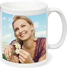 YONACREA - Mug personnalisé avec 2 Photos -