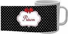 YONACREA - Mug Tasse - Style Rétro Boudoir avec