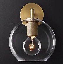 YONGYONGCHONG Lampe de chevet moderne minimaliste