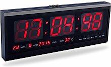 Yosoo LED Horloge numérique Multifonction avec
