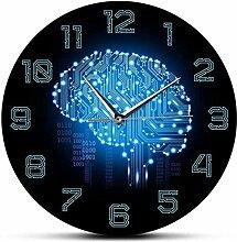 youmengying Co.,ltd Horloge Murale Code Binaire