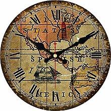 youmengying Co.,ltd Horloge Murale Horloge Murale