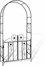Youthup - Arche de jardin 115 x 37 x 230 cm