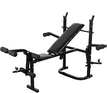 Youthup - Banc de musculation complet