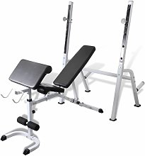 Youthup - Banc de musculation multifonction